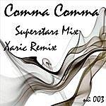 The Superstars Comma Comma (2-Track Single)