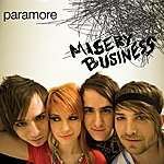 Paramore Misery Business (3-Track Maxi-Single)