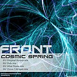 The Front Cosmic Spring (4-Track Maxi-Single)