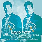 David Pyatt Horn Concertos Nos.1-4/Horn Quintet