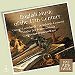 Gustav Leonhardt English Music Of The 17th Century
