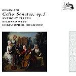 Anthony Pleeth Cello Sonatas