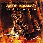 Amon Amarth The Crusher (Parental Advisory)