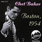 Chet Baker Boston