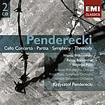 Krzysztof Penderecki Orchestral Works