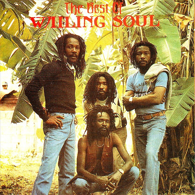 Cover Art: The Best Of The Wailing Souls