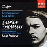 Frédéric Chopin Piano Concertos Nos. 1&2