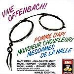 Manuel Rosenthal Pomme D'api/Monsieur Choufleuri/Mesdames De La Halle (Operettas In One Act)