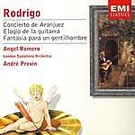 André Previn Concierto De Aranjuez/Elogio De La Guitarra/Fantasía Para Un Gentilhombre