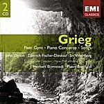 Edvard Grieg Peer Gynt/Piano Concerto/Songs