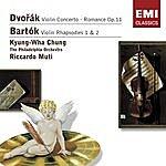 Kyung-Wha Chung Violin Concerto/Romance, Op.11/Violin Rhapsodies Nos. 1 & 2