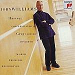 Richard Harvey Concerto Antico/Concerto For Guitar & Orchestra