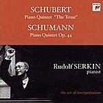 Franz Schubert Piano Quintet, D.667 'Trout'/Piano Quintet, Op.44