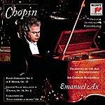 Frédéric Chopin Piano Concerto No.1/Grande Valse Brillante No.2/Variations On 'La Ci Darem La Mano'