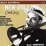Kid Ory New Orleans Créole Jazz