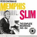 Memphis Slim The Complete Recordings, Vol.1: 1940-1941 (Peter Chatman As Memphis Slim)