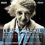 Clara Haskil Piano Concerto No.19 in F Major, K.459/Piano Concerto No.24 in C Minor, K.491