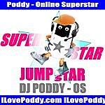 Poddy Online Superstar Superstar Jumpstar (Single)