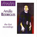 Amália Rodrigues Songs From Portugal