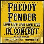 Freddy Fender In Concert