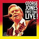 George Jones First Time Live
