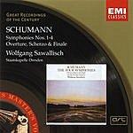 Wolfgang Sawallisch Symphonies Nos. 1-4/Overture, Scherzo & Finale