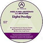 Angel Alanis Digital Prodigy (3-Track Maxi-Single)