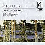 Jean Sibelius Symphonies Nos. 4 & 5