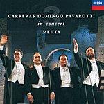 José Carreras The Three Tenors In Concert - Rome 1990