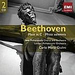 Carlo Maria Giulini Beethoven: Missa Solemnis & Mass in C Major (1990 Digital Remaster)