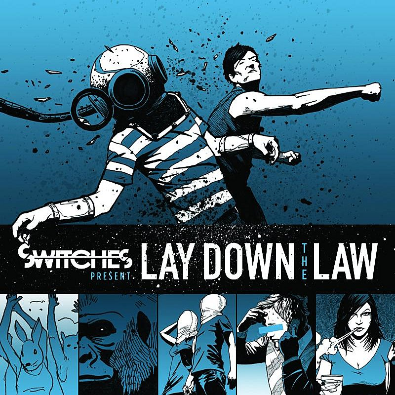 Cover Art: Lay Down The Law