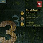 Dmitri Shostakovich Shostakovich: Concertos