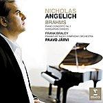 Nicholas Angelich Brahms: Piano Concerto No.1, Hungarian Dances For Piano Four Hands (Digital Version)