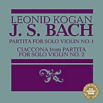 Leonid Kogan Leonid Kogan Plays Bach
