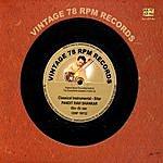 Ravi Shankar Vintage 78 RPM Records - Pandit Ravi Shankar