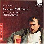 "Andrew Manze Beethoven: Symphony No.3 - ""Eroica"""