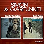 Simon & Garfunkel Sounds Of Silence/Bridge Over Trouble Water (Coffret 2 CD)