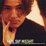 Fazil Say Fazil Say Mozart: Piano Concertos No. 12, 21, 23