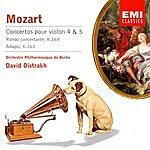 David Oistrakh Mozart: Violin Concertos 4 & 5 /Rondos/Adagio