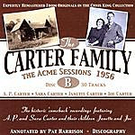 The Carter Family The Acme Sessions, 1952-56 (Disc B)