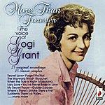 Gogi Grant More Than Forever