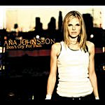 Ana Johnsson Don't Cry For Pain (2-Track Single)