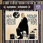 Arthur Fiedler Hi-Fi Fiedler
