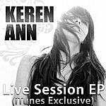 Keren Ann Live Session EP