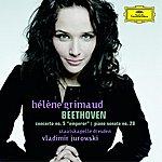"""Hélène Grimaud Beethoven: Piano Concerto No. 5 """"Emperor,"""" Piano Sonata No. 28"""