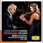 Anne-Sophie Mutter Complete Recordings On Deutsche Grammophon (5 CDs)