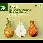 Neville Marriner Brandenburg Concertos/Orchestral Suites