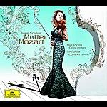 Anne-Sophie Mutter Mozart: The Violin Concertos (2 CDs)