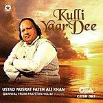 Ustad Nusrat Fateh Ali Khan Kulli Yaar Dee, Vol.62