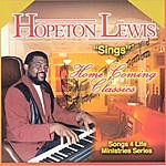 Hopeton Lewis Hopeton Lewis Sings Home Coming Classics